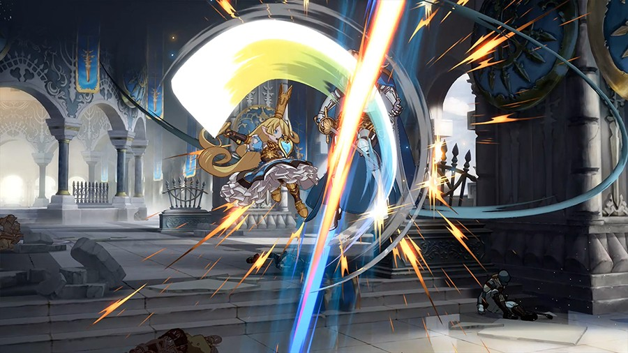 Granblue Fantasy game, PS4, PlayStation 4, Japan, Asia, Release Date, Gameplay, Opening Movie, Opening Trailer, Granblue Fantasy Versus, price, features