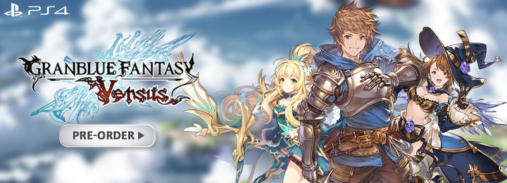 Granblue Fantasy Versus, Granblue Fantasy, US, Europe, Japan, release date, trailer, screenshots, XSEED Games, Cygames, update, PlayStation 4, PS4, Pre-order, features, gameplay