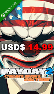 PAYDAY 2: CRIMEWAVE EDITION 505 Games