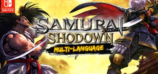Samurai Spirits, Samurai Shodown, Switch, Nintendo Switch, Asia, Multi-language, SNK, SNK Playmore, pre-order