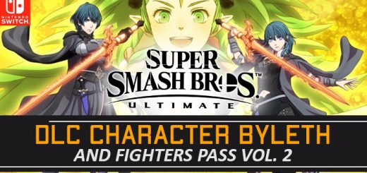 Super Smash Bros. Ultimate,nintendo, nintendo switch, switch , japan, europe, north america, release date, gameplay, features, Byleth DLC Character,Fighters Pass Vol. 2 announcement