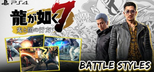 Yakuza: Like A Dragon, Yakuza Like A Dragon,Sega,asia, japan, north america, us, europe, release date, gameplay, features,ps4, playstation 4,Joon-gi Han, Tianyou Zhao, battle styles