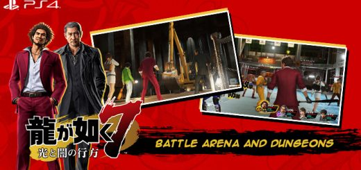 Yakuza: Like A Dragon, Yakuza Like A Dragon,Sega,asia, japan, north america, us, europe, release date, gameplay, features,ps4, playstation 4,dungeons, sotenbori battle arena