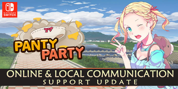 Panty Party, Nintendo Switch, Switch, release date, gameplay, features, trailer, new trailer, price, PAEX, Play Exclusives, Limited Edition, Multi-Language, Asia, news, update, free update, online mode, online battle