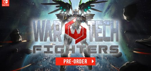 War Tech Fighters, Switch, Nintendo Switch, Europe, release date, features, price, pre-order now, trailer, Physical Edition, Blowfish Studios, Drakkar Dev, Red Art Games