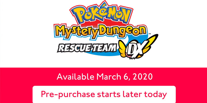 Pokemon, Pokemon Direct, Pokemon Direct 2020, Pokemon Direct 1.9.2020, Game Freak, Pokemon Sword, Pokemon Shield, Pokemon Sword and Shield, Pokemon Mystery Dungeon Rescue Team DX, Pokemon Mystery Dungeon Rescue Team, news, update, Nintendo Switch, Switch