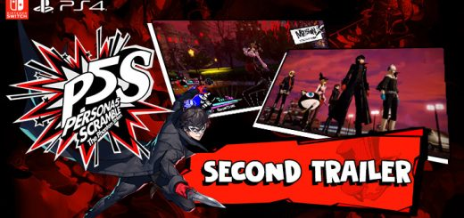 Persona 5 Scramble: The Phantom Strikers,atlus, koei tecmo, japan, release date, gameplay, features,ps4, playstation 4,switch, nintendo switch,second official trailer, pv #2