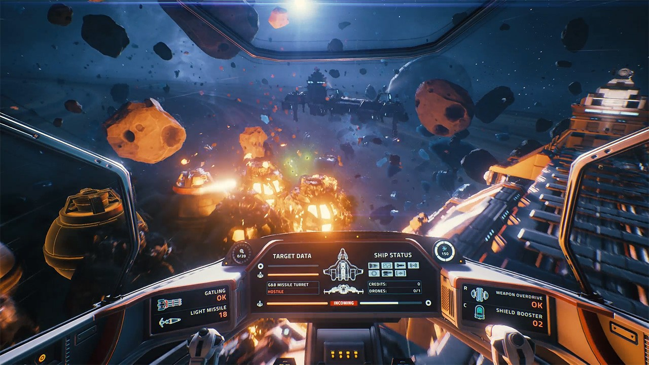 Everspace Stellar Edition, EVERSPACE [Stellar Edition], Nintendo Switch, Switch, Europe, release date, gameplay, features, price, pre-order, physical edition, Rockfish games, EVERSPACE Stellar Edition