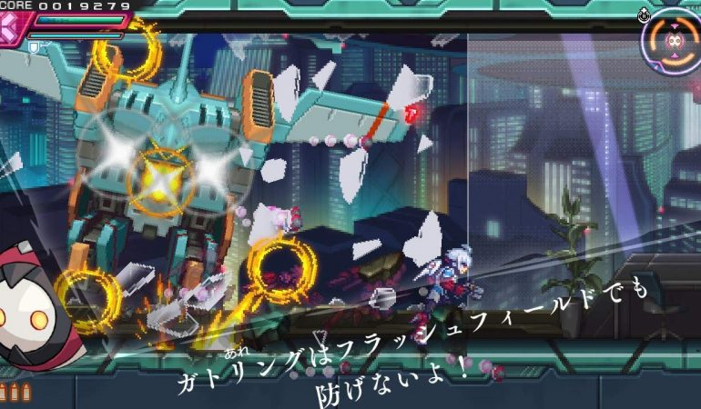 PS4, PlayStation 4, release date, price, gameplay, features, trailer, Inti Creates, Japan, US, EU, west, pre-order, news, update, delayed, 蒼き雷霆ガンヴォルト ストライカーパック