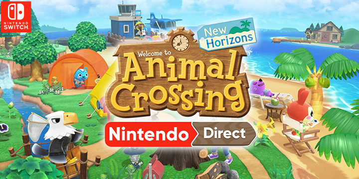 Animal Crossing, Animal Crossing: New Horizons, Nintendo Switch, US, North America, Europe, release date, gameplay, features, price, pre-order, Nintendo, trailer, Nintendo Direct, Animal Crossing: New Horizons Nintendo Direct, Animal Crossing Nintendo Direct 2020, Animal Crossing: New Horizons Direct, Switch, updates, new details