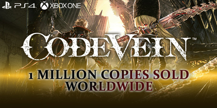 Code Vein, bandai namco, north america, us, australia, japan, asia, europe, release date, gameplay, features, price, buy, ps4, playstation 4, xbox one, xone, sales, news