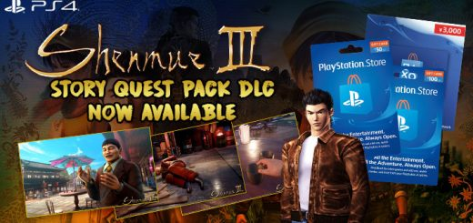 Shenmue III, Shenmue 3, release date, gameplay, trailer, PlayStation 4, PS4, game, update, price, features, DLC, Story Quest Pack