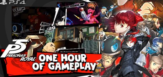 Persona 5 Royal, Persona 5: The Royal, PS4, PlayStation 4, trailer, English, release date, Atlus, update, news, North America, US, Persona 5, Europe, pre-order, price, gameplay, features
