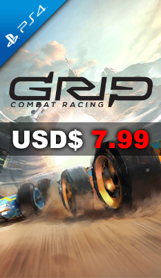 GRIP: COMBAT RACING (MULTI-LANGUAGE) H2 Interactive