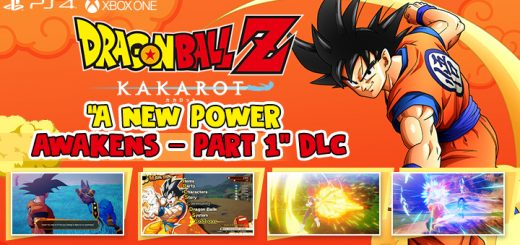 Dragon Ball Z: Kakarot, Dragon Ball, Video Game, XONE, Xbox One, PS4, PlayStation 4, US, North America, EU, Europe, Release Date, Gameplay, Features, price, buy now, Bandai Namco, Cyberconnect2, update, news, New update, DLC, Part 1, A New Power Awakens DLC, new screenshots