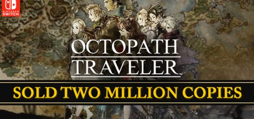 Octopath Traveler, US, Europe, Switch, Nintendo, Nintendo Switch, Square Enix, gameplay, features, release date, price, trailer, screenshots, update, sales