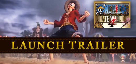 One Piece: Pirate Warriors 4, One Piece, Bandai Namco, PS4, Switch, PlayStation 4, Nintendo Switch, Asia, Pre-order, One Piece: Kaizoku Musou 4, Pirate Warriors 4, Japan, US, Europe, trailer, update, features, release date, screenshots, trailer, launch trailer