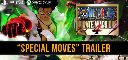 One Piece: Pirate Warriors 4, One Piece game, One Piece, Bandai Namco, PS4, PlayStation 4, Nintendo Switch, Switch, North America, US, release date, gameplay, price, trailer, character trailer, Xbox One, XONE, special moves trailer, Character special moves