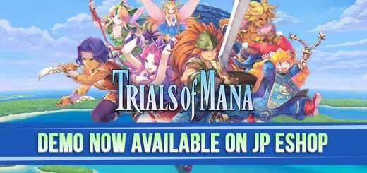 Trials of Mana, PS4, Switch, PlayStation 4, Nintendo Switch, US, North America, Europe, EU, release date, gameplay, price, pre-order, Square Enix, news, update, demo now available, switch demo, Nintendo eShop Japan