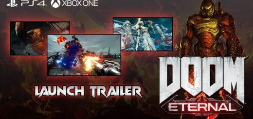DOOM Eternal, Bethesda, PlayStation 4, PS4, Xbox One, XONE, US, North America, Europe, PAL, release date, features, gameplay, price, pre-order, Switch, Nintendo Switch, video game, Japan, Asia, news, update, launch trailer, DOOM Slayer