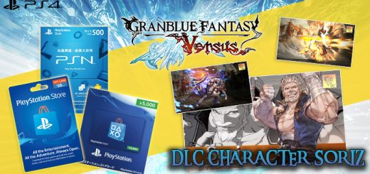 Granblue Fantasy, US, Europe, Japan, release date, trailer, screenshots, XSEED Games, Cygames, update, PlayStation 4, PS4, features, gameplay, DLC, Arc System Works, Soriz, DLC Character, Granblue Fantasy Versus