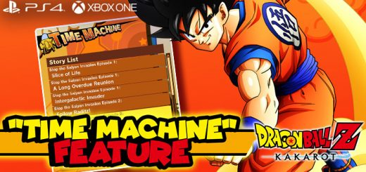 Dragon Ball Z: Kakarot, Dragon Ball, Video Game, XONE, Xbox One, PS4, PlayStation 4, US, North America, EU, Europe, Release Date, Gameplay, Features, price, buy now, Bandai Namco, Cyberconnect2, update, news, New update, Patch, Time Machine, replaying story, Dragon Ball Z Kakarot