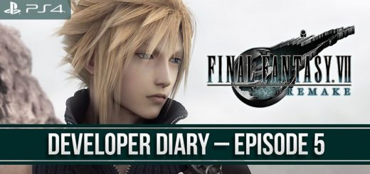 FF7, Final Fantasy 7 Remake, FF 7 Remake, Final Fantasy, Final Fantasy VII Remake, Square Enix, PS4, PlayStation 4, release date, gameplay, features, price, pre-order, Japan, Europe, US, North America, Australia, news, update, FF VII Remake, Developer Diary, Episode 5, Character design, Visual effects