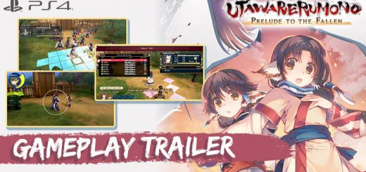 Utawarerumono: Prelude to the Fallen, NIS America, PS4, PlayStation 4, price, release date, gameplay, features, trailer, pre-order, US, North America, English, Europe, update