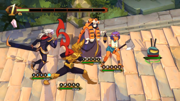 Indivisible, Multi-language, English, PlayStation 4, Nintendo Switch, PS4, Switch, Xbox One, US, EU, North America, Asia, Pre-order, H2 Interactive, update, news, new trailer, opening animation