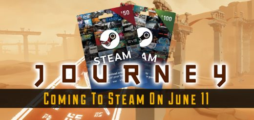 Journey, Steam, Steam Gift Cards, PC, Windows, Mac, Gameplay, price, pre-order now, screenshots, features, Thatgamecompany, Annapurna Interactive, news, update