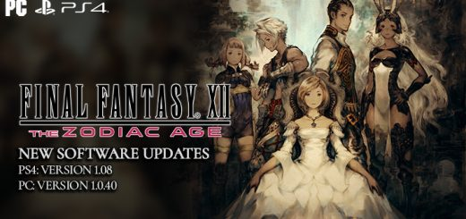 Final Fantasy XII: The Zodiac Age, Final Fantasy, PC, PlayStation 4, PS4, game, price, gameplay, features, Square Enix, update, software update, news, update, Final Fantasy 12 The Zodiac Age