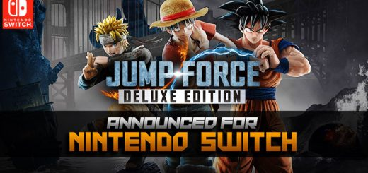 Jump Force, PlayStation 4, Xbox One, Nintendo Switch, Switch, gameplay, features, update, news, new trailer, Jump Force Deluxe Edition, Bandai Namco, Character Pass 2