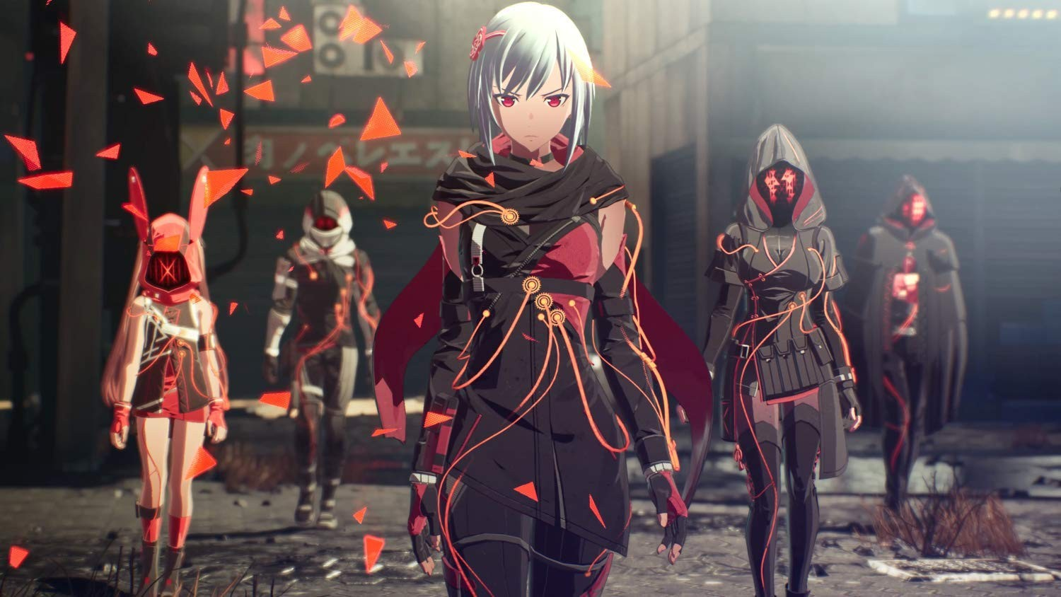 Scarlet Nexus, Bandai Namco, PS4, PlayStation 4, PS5, PlayStation 5, XONE, Xbox One, XSX, Xbox Series X, US, North America, release date, trailer, features, screenshots, pre-order now