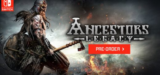 Ancestors Legacy, Switch, Nintendo Switch, US, North America, Gameplay, Features, Price, Pre-order now, features, screenshots, physical edition, GS2 Games, Destructive Creations