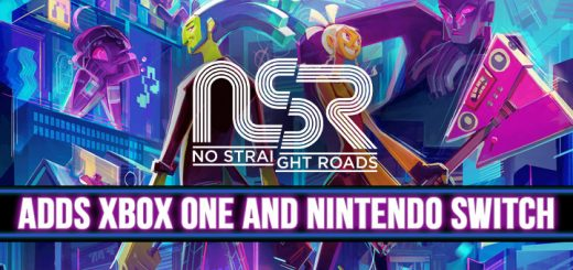 No Straight Roads, Metronomik, Sold Out Games , PS4, Playstation 4,US, North America, Europe, Release Date, Gameplay, Features, Price, Pre-order now, New Gameplay Trailer, Switch, Nintendo Switch, XONE, Xbox One, news, update
