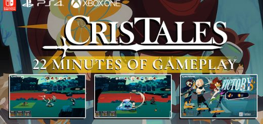 Cris Tales, Dreams Uncorporated, Syck, Modus Games, US, North America, Europe, Release Date, Features, Price, Pre-order now, PS4, Playstation 4, XONE, Xbox One, Switch, Nintendo Switch, 22 Minutes Gameplay, New Gameplay Footage, Explore St. Clarity, Brand New Combat Sequences, Time Shifting