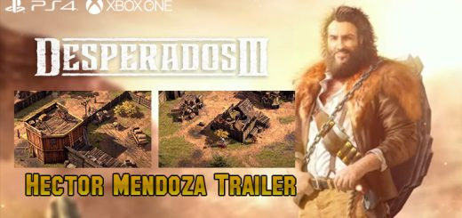 Desperados III, THQ Nordic, gameplay, trailer, Europe, North America, US, price, pre-order, PS4, XONE, PlayStation 4, Xbox One, update, Hector Mendoza, character trailer