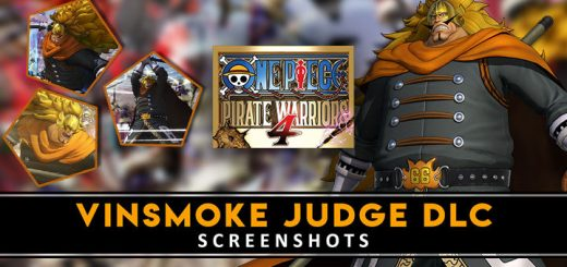 One Piece: Pirate Warriors 4, One Piece, Bandai Namco, PS4, Switch, PlayStation 4, Nintendo Switch, Asia, Pre-order, One Piece: Kaizoku Musou 4, Pirate Warriors 4, Japan, US, Europe, trailer, update, features, release date, screenshots, trailer, DLC, Vinsmoke Judge