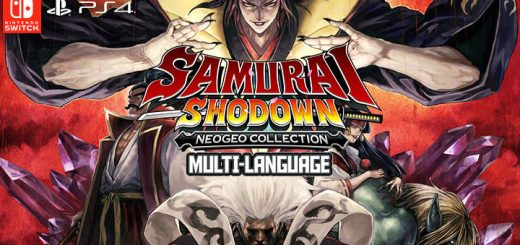 Samurai Shodown NEOGEO Collection, Samurai Shodown, Multi-language, PS4, Switch, PlayStation 4, Nintendo Switch, Asia, pre-order, gameplay, features, release date, price, trailer, screenshots, Samurai Spirits, サムライスピリッツ ネオジオコレクション