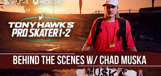 Tony Hawk's Pro Skater Remaster, Tony Hawk's Pro Skater 1 + 2, Tony Hawk's 1 and 2, Activision, Vicarious Visions, Release date, Gameplay, US, North America, Europe, features, PS4, Playstation 4, Xbox One, XONE, trailer, screenshots, Behind the Scenes video, Chad Muska