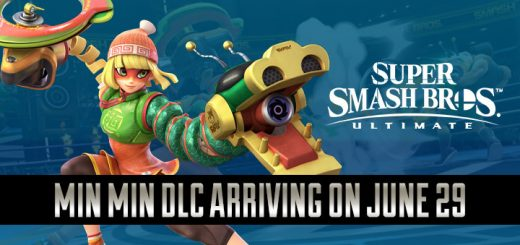 Super Smash Bros. Ultimate, nintendo, nintendo switch, switch, japan, europe, north america, release date, gameplay, features, Character, Fighters Pass Vol. 2 announcement, price, DLC, Min Min