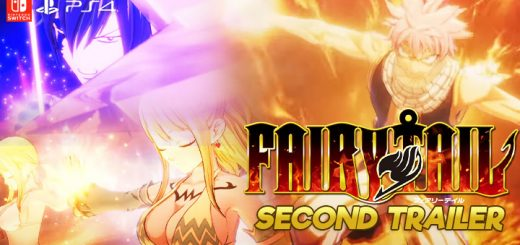 Fairy Tail, PS4, Switch, PlayStation 4, Nintendo Switch, release date, features, price, pre-order, US, North America, news, update, new trailer, Europe, Japan, Limited Edition, Standard Edition, West, New Trailer, Second Official Trailer