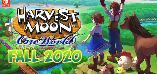 Harvest Moon: One World, Harvest Moon, Rising Star Games, trailer, features, NGPX, Europe, North America, US, Nintendo Switch, Switch, game