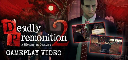 Deadly Premonition 2: A Blessing in Disguise, Deadly Premonition 2, Deadly Premonition, Nintendo Switch, Switch, US, Europe, gameplay, features, release date, price, trailer, screenshots, update