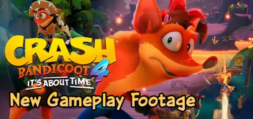 Crash Bandicoot 4, Crash Bandicoot, Crash Bandicoot 4: It's About Time, Activision, PlayStation 4, Xbox One, US, pre-order, gameplay, features, release date, price, trailer, screenshots, New gameplay footage