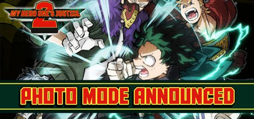My Hero One's Justice 2, My Hero One's Justice, My Hero Academia, Boku no Hero Academia, PS4, PlayStation 4, Xbox One, XONE, Nintendo Switch, Switch, Bandai Namco Entertainment, Bandai Namco, Boku no Hero Academia: One's Justice 2, characters, update, Japan, Asia, features, gameplay, trailer, screenshots, update, Photo Mode