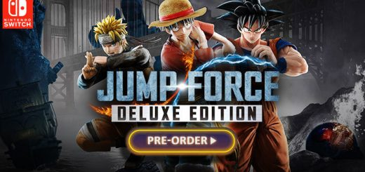 Jump Force, PlayStation 4, Xbox One, Nintendo Switch, Switch, gameplay, features, update, news, Jump Force Deluxe Edition, Bandai Namco, Character Pass 2, pre-order, US, EU, Japan