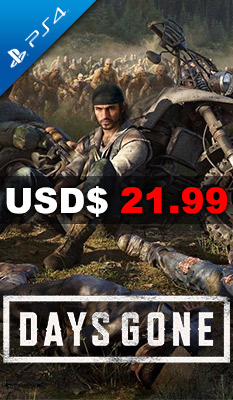 DAYS GONE Sony Computer Entertainment