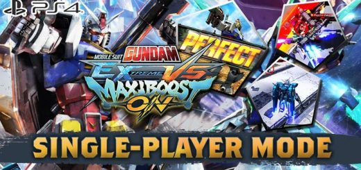 Mobile Suit Gundam: Extreme VS. MaxiBoost ON, Mobile Suit Gundam, Gundam, PS4, PlayStation 4, Asia, gameplay, features, release date, price, trailer, new trailer, update
