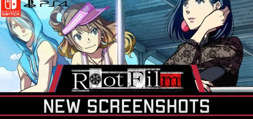 Root Film, PlayStation 4, Nintendo Switch, Japan, Pre-order, Kadokawa Games, ルートフィルム, PS4, Switch, features, gameplay, release date, new screenshots, update, news